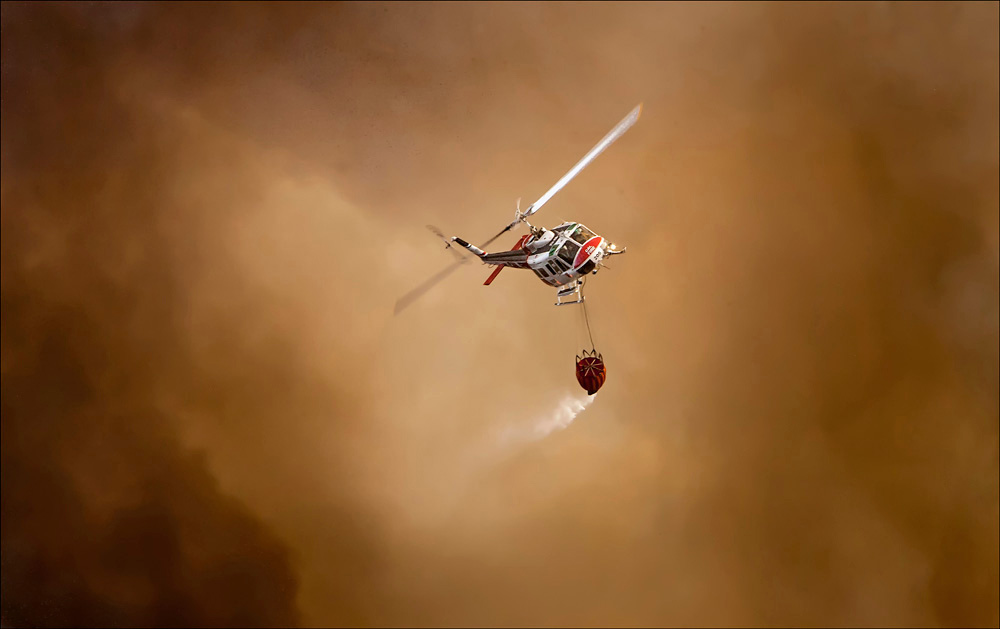 Foto: Wes Schultz / Cal Fire