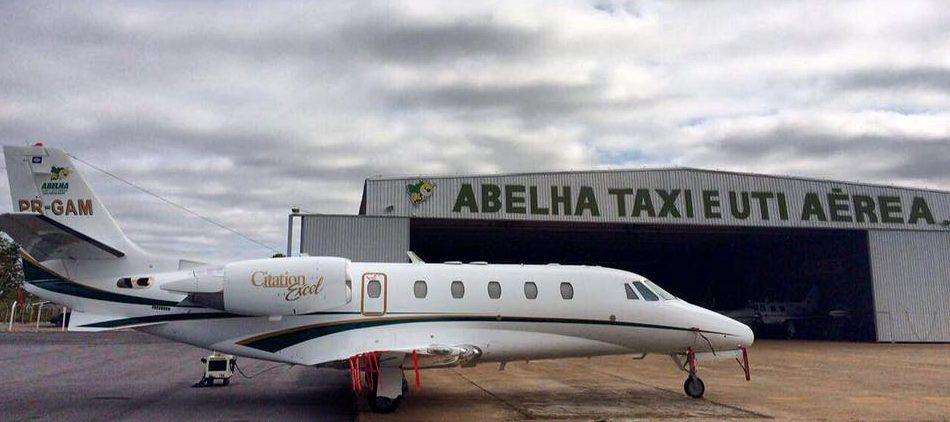 Abelha Taxi Aéreo