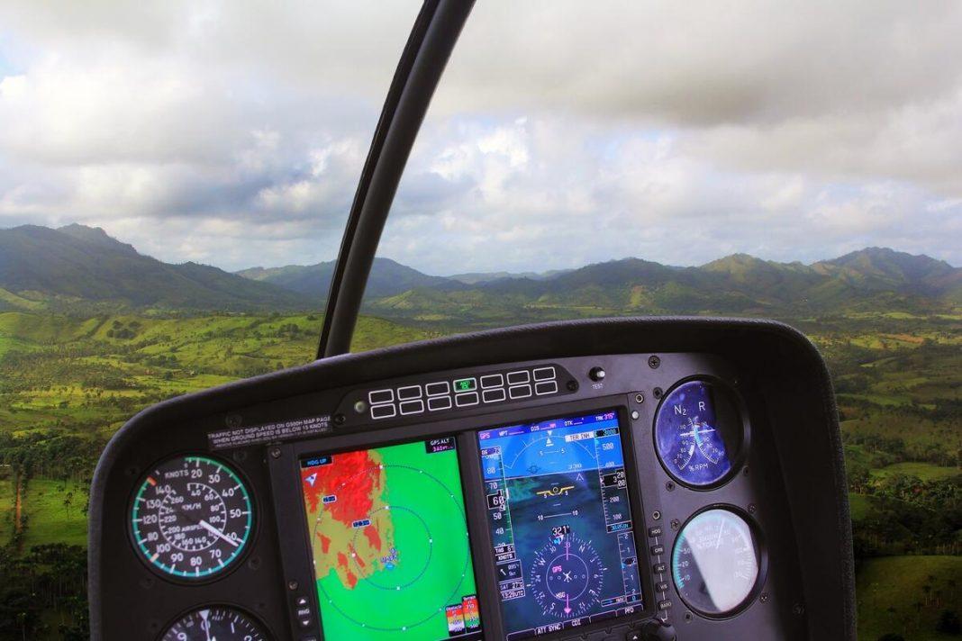 helicopter-cockpit-instrument-flight-panel