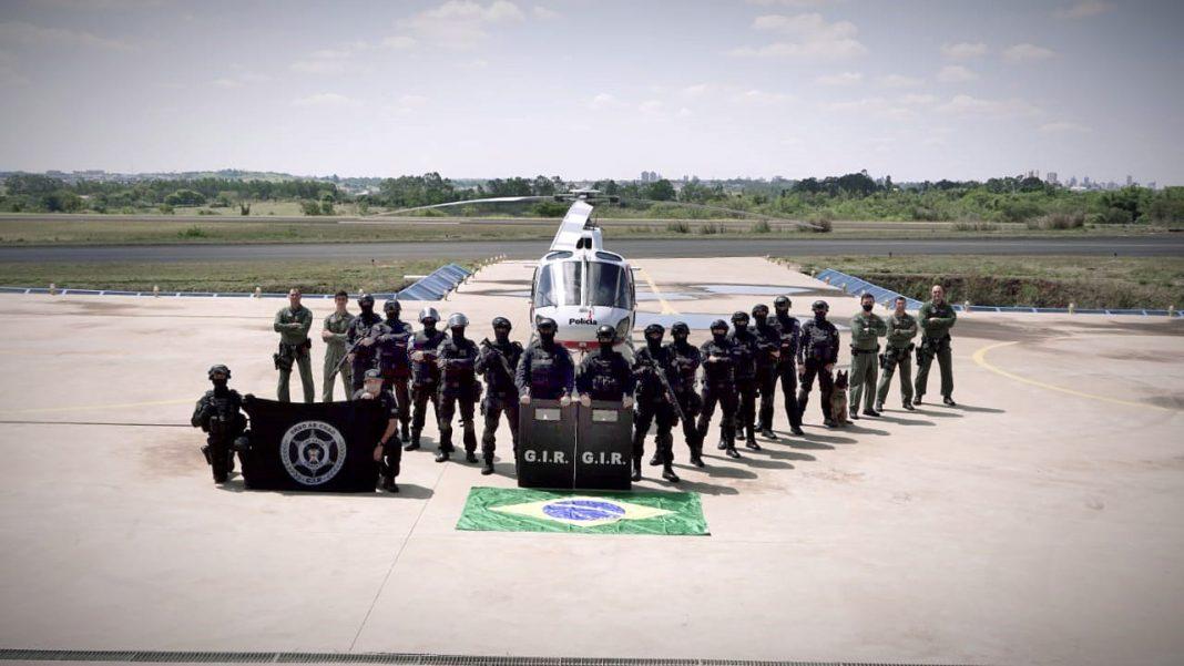 Forças de segurança pública desenvolvem ações na região de Presidente Prudente