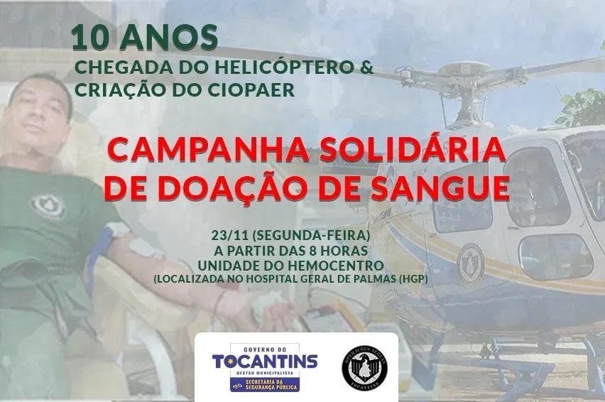 Crédito: Divulgação Dicom SSP-TO