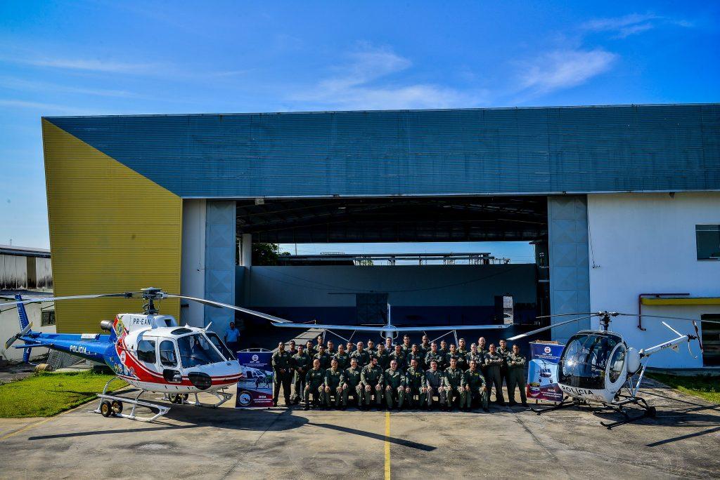 O DIOA possui um quadro profissional formado por bombeiros, policiais civis e militares e profissionais de saúde. FOTO: Divulgação