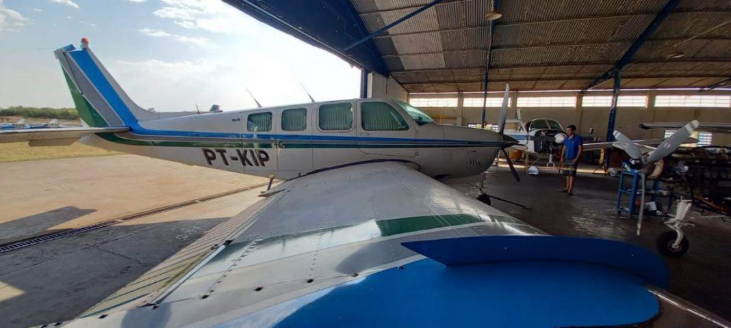 Aeronave está no Mato Grosso do Sul e deve chegar ao Acre na segunda quinzena de janeiro. Foto: cedida