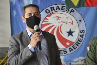 Ualame Machado destacou a importância do Graesp em um estado com as dimensões do Pará