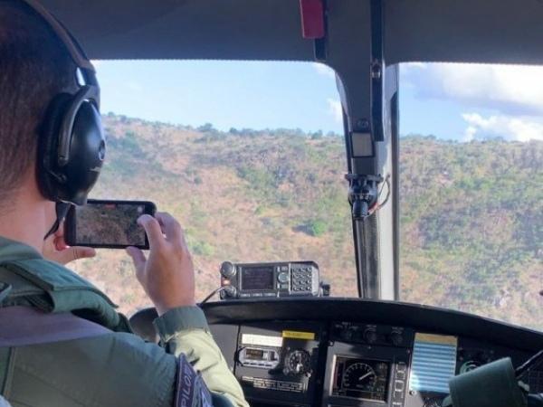 Grupo se perdeu em um local de difícil acesso na Serra de Meirús e foi encontrado pelos bombeiros FOTO: Cortesia/CBMAL