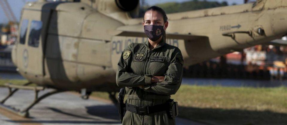 GAM - Grupamento Aeromóvel da Polícia Militar As Aero