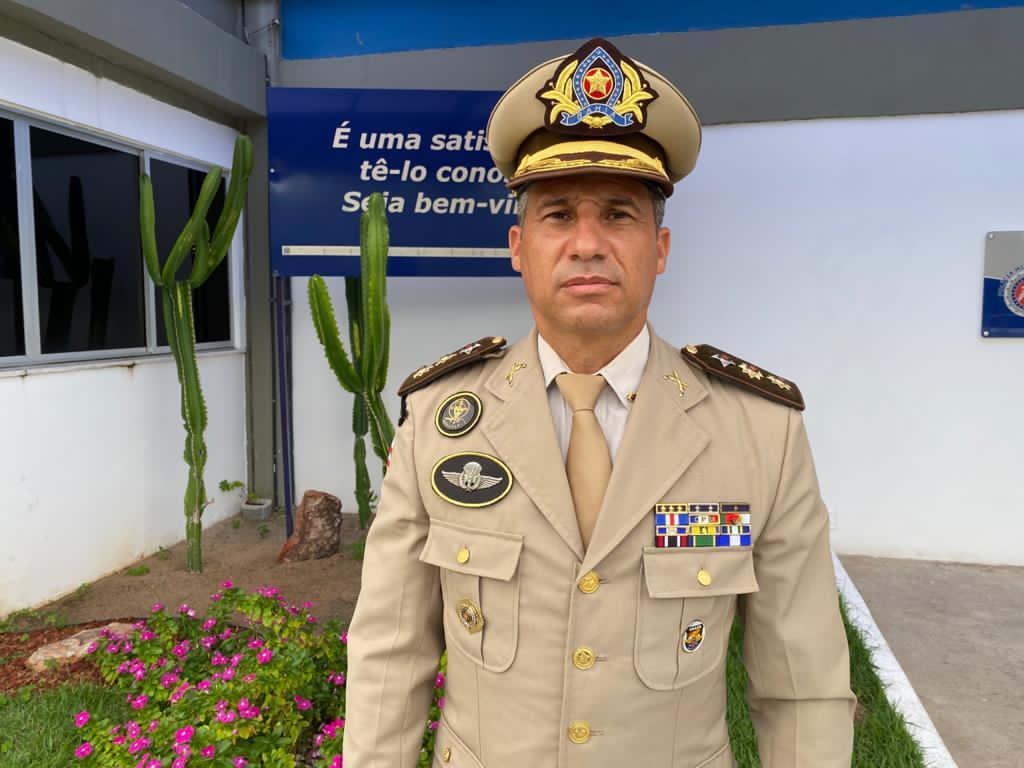 Ten Cel PM Wolney Anderson Santos de Almeida