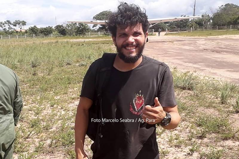 Antônio Sena será levado pelo Governo do Estado para o Aeroporto Internacional de Santarém Maestro Wilson Fonseca ainda no sábado (06/03)