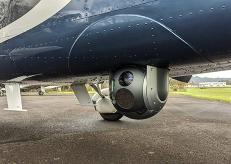 Trakka Systems instala TrakkaCam TC-300 e TrakkaMaps TM-100 em aeronave Cessna 206 para agência policial da Califórnia