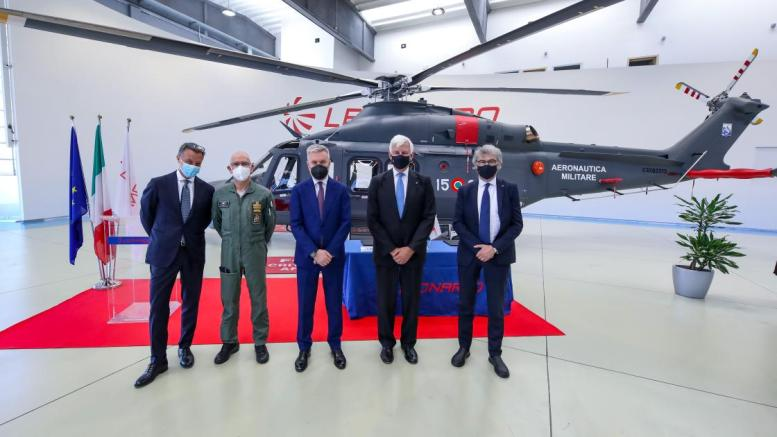 Leonardo-delivers-HH-139B-helicopter-to-the-Italian-Air-Force