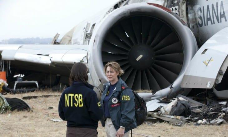 NTSB investigando cena de acidente de aviação (Foto: Domínio Público/NTSB)