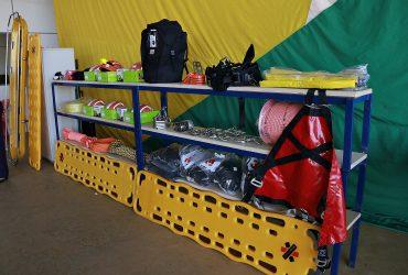 COA recebe equipamentos para as atividades desenvolvidas