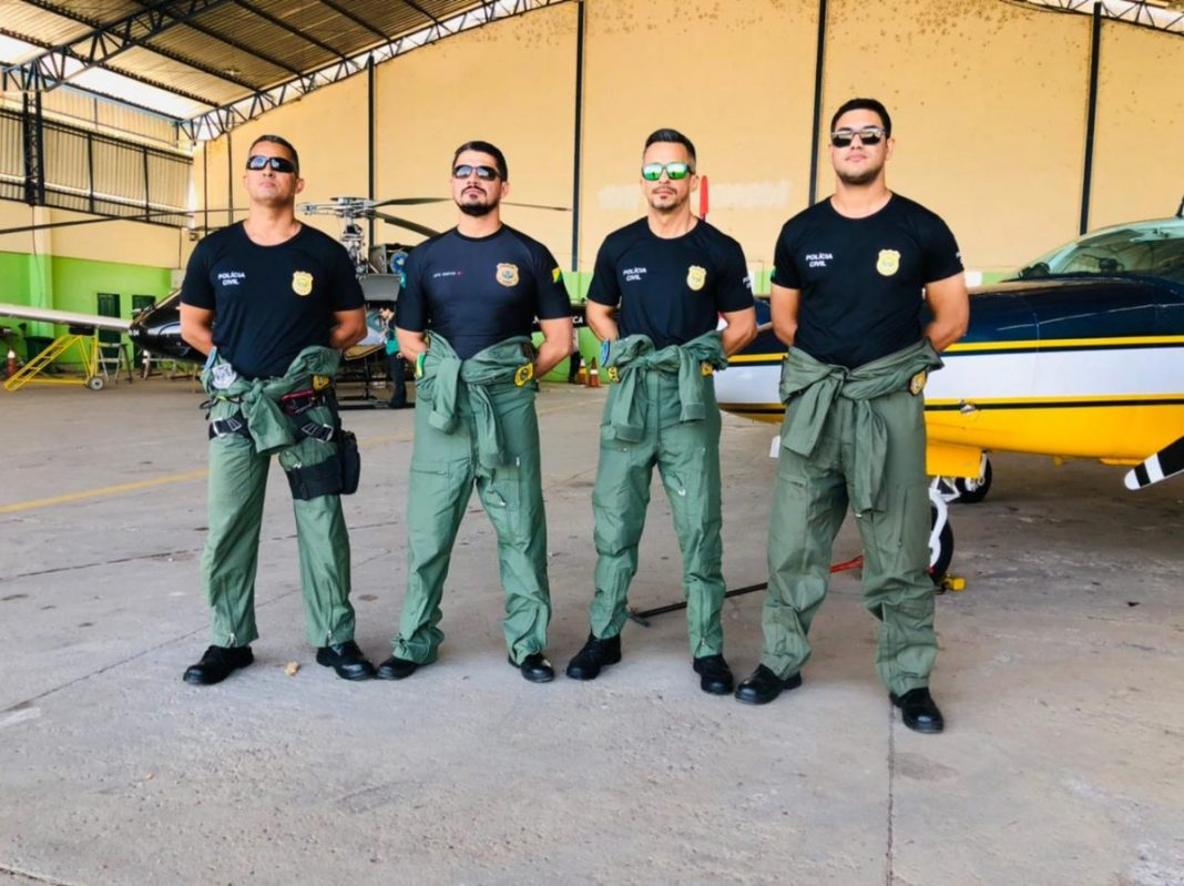 Curso para pilotagem MLTE/IFR tem duração de 50 horas Foto: Cedida.