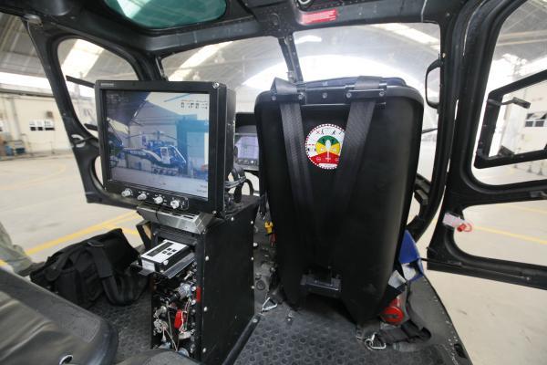 Sistema imageador GAM RJ