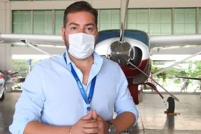 Paulo Mitoso, instrutor do curso Foto: Divulgação